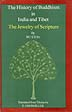 History of Buddhism in India and Tibet Vol 1 <br> By: Bu Ston