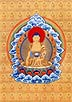 Shakyamuni Buddha Golden Note Card