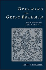 Dreaming the Great Brahmin, Tibetan Traditions of the Buddhist Poet-Saint Saraha, by: Kurtis Schaeffer