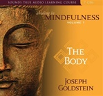Abiding in Mindfulness Vol. 1: The Body (Audio CD)  By: Goldstein, Joseph