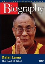 Biography - Dalai Lama: Soul of Tibet (DVD)
