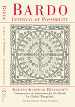 Bardo: Interval of Possibility, Khenpo Karthar Rinpoche's Teaching on  Aspiration for Liberation in the Bardo, by Chokyi Wangchuk