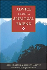 Advice from a Spiritual Friend  By: Rabten, Geshe