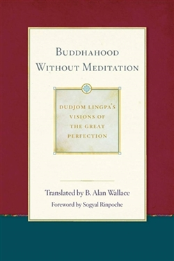 Buddhahood Without Meditation ( Dudjom Lingpa's Visions of the Great Perfection #2 )  By: Dudjom Lingpa