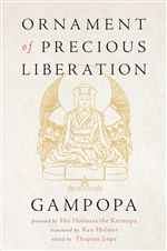 Ornament of Precious Liberation  By: Gampopa