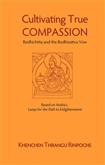 Cultivating True Compassion Bodhichitta and the Bodhisattva Vow   By: Thrangu Rinpoche